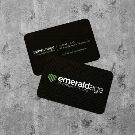 Emerald Age Recording Identity