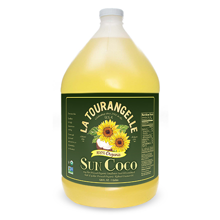 La Tourangelle SunCoco Label