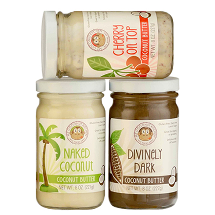 Coconut Butter Labels